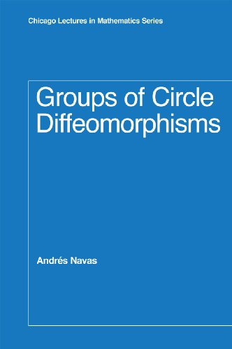 Groups of Circle Diffeomorphisms (Chicago Lectures in Mathematics)