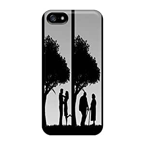 For Iphone Protective Cases, High Quality For Iphone 5/5s Stages Of Life Skin Cases Covers