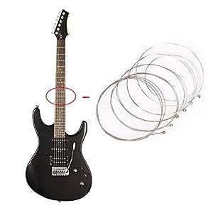 ... Cuerdas para guitarras eléctricas