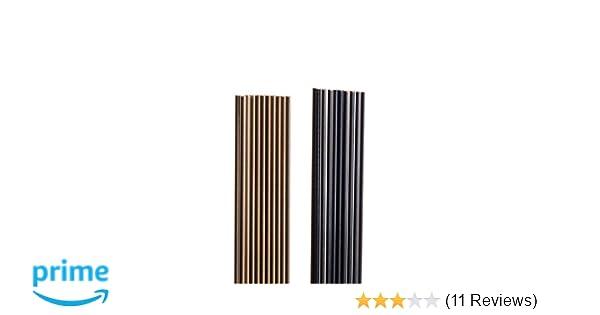 Amazon.com: Straightened Nitinol #1 Wire, Oxide Finish, Super ...