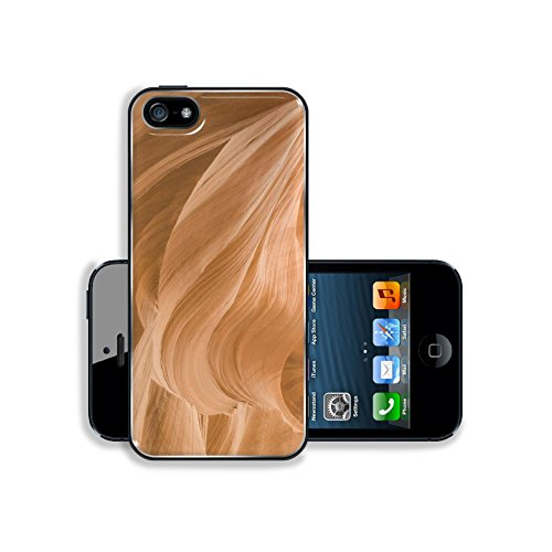 MSD Premium Apple iPhone 5 iphone 5S Aluminum Backplate Bumper Snap Case Image ID 27118052 Antelopes Canyon near page the world famous slot in Antelope Navajo Tribal Park