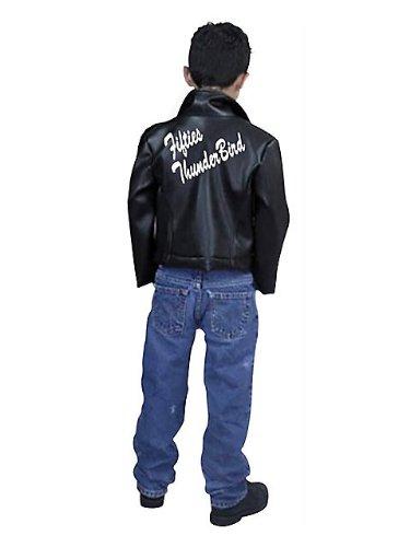 - Fifties Thunderbird Jacket Child Costume