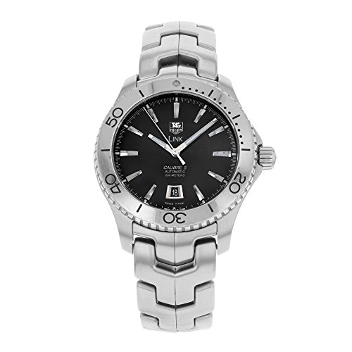 Tag Heuer Link Automatic-self-Wind Male Watch (Certified Pre-Owned)