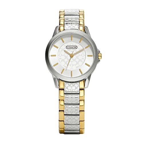 Coach Ladies CLASI Analog Business Quartz Watch (Imported) 14501610 by Coach