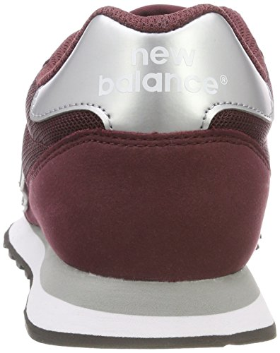 500 Rosso Balance Uomo Sneaker New Burgundy TwRq8HH