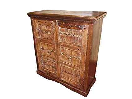 Mogul Interior Antique Sideboard Chest Furniture Tv Console Cabinet - Amazon.com - Mogul Interior Antique Sideboard Chest Furniture Tv