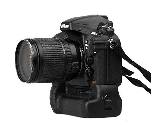 Pixel Vertax D12 Battery Grip per fotocamere digitali Nikon D800 D800E D810 DSLR ricambio per Nikon MB-D12