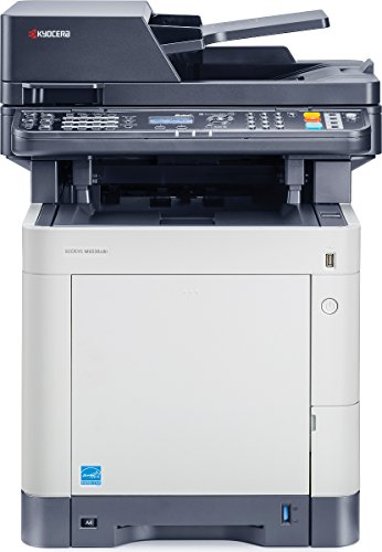 Kyocera Color Printers - 8