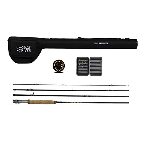 Osage River Prospect Complete Fly Fishing Package – 5 6, 9 0