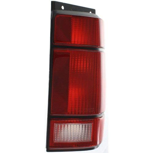Garage-Pro Tail Light for FORD EXPLORER 91-94 RH Lens and Housing