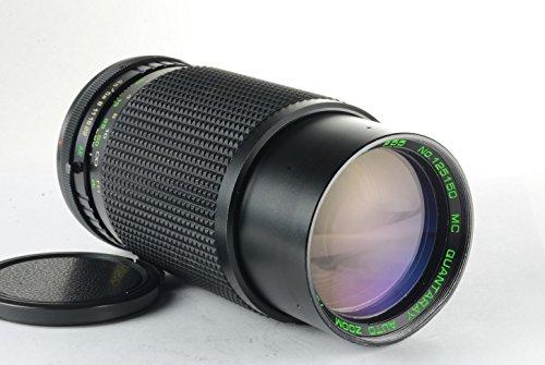 Quantaray 75-200mm f/4.5 Canon FD Manual Focus Lens ()