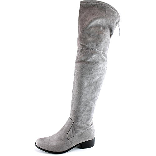 Charles Di Charles David Womens Gunter Slouch Boot Gray Stone Ms