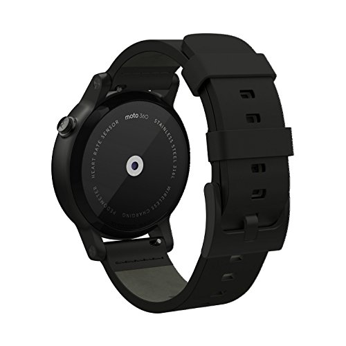 Motorola 2nd Generation Moto 360 42mm Smartwatch with ...