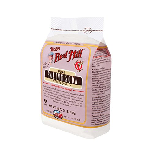 Baking Free Soda Gluten - Bob's Red Mill Baking Soda, 25-pound Bulk Bag