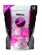 Wilson Golf Hope Assorted 18 Ball Pouch