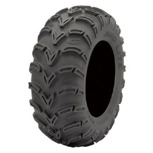 Full set of ITP Mud Lite (6ply) 25x8-12 and 25x10-12 ATV Tires (2)