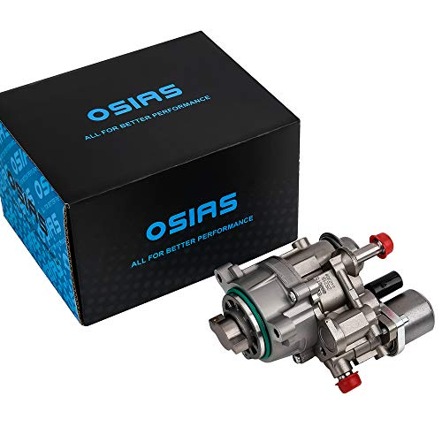 OSIAS New High Pressure Fuel Pump For Genuine BMW N54/N55 Engine335i 535i 535i ()