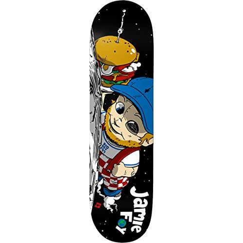 踏みつけ繁栄する肺Deathwish Foy Big Boy Foy In Spaceスケートdeck-8.12 W / Mob Grip