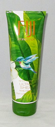 Bath & Body Works Ultra Shea Body Cream Fiji Pineapple Palm (Pink Dragon Fruit Bath And Body Works)