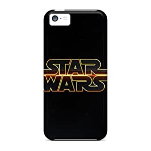 Shock-Absorbing Hard Phone Case For Iphone 5c (UvS9707gCyw) Support Personal Customs Beautiful Star Wars Image
