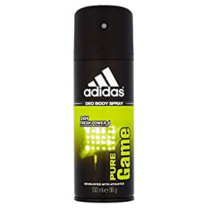 adidas Pure Game Desodorante - 150 ml