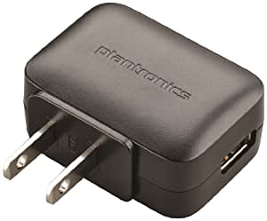 Plantronics Voyager Legend Modular AC Wall Charger Non-Retail Packaging, Black