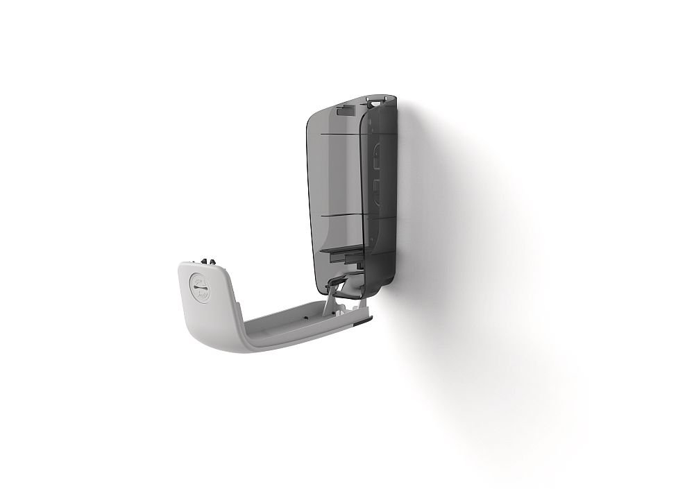 1000/ml Blanc Katrin 90229/Inclusive Distributeur de savon