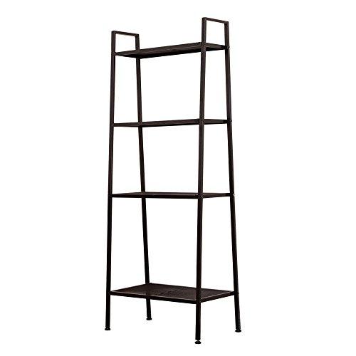 Amazon Com Chic Lovery 4289 4 Tier Metal Bookshelf