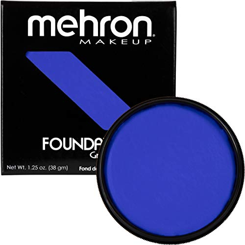 (Mehron Makeup Foundation Greasepaint (1.25 oz))