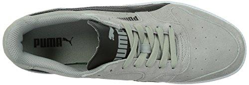 Top Low Puma Black Unisex Icra Grau SD Limestone Sneaker Grey Trainer wa4qUHp