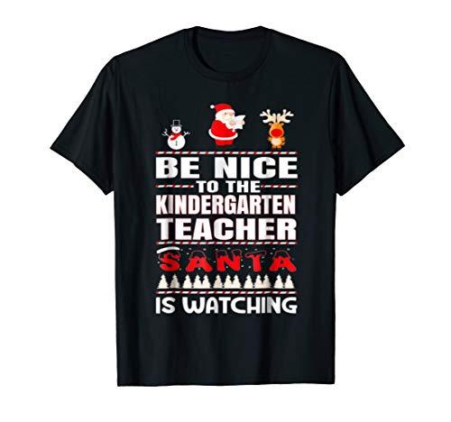 Kindergarten Teacher Watch - 2
