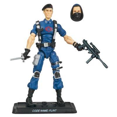 Warrant Officer In Cobra Disguise JOE Hasbro 3 3//4 Wave 11 Action Figure Cobra Flint 68526 HJ68526 G.I