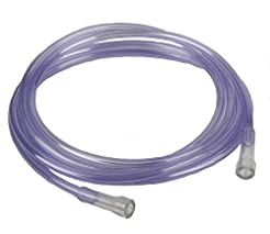 Medline Oxygen Tubing, Standard Connecto...