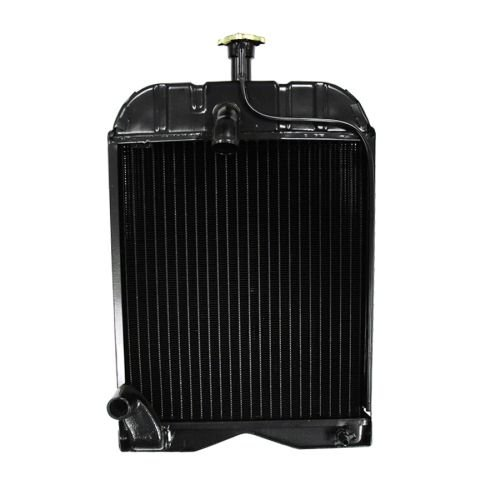 9n Ford Tractor For Sale: Radiator For Ford Tractor 2N 8N 9N 86551430 8N8005