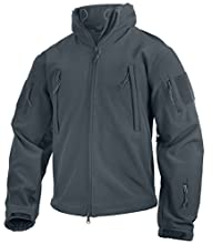 Rothco Special Ops Tactical Soft Shell Jacket, L, Gun Metal Grey