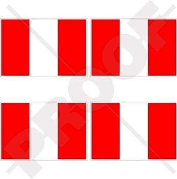 Perú peruano Civil bandera, América del Sur 2