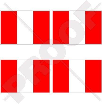 PERU Peruvian Civil Flag, South America 2