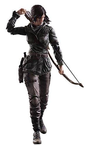 Rise of the Tomb Raider Lara Croft Play Arts Kai Action Figure (Lara Croft Action Figure)