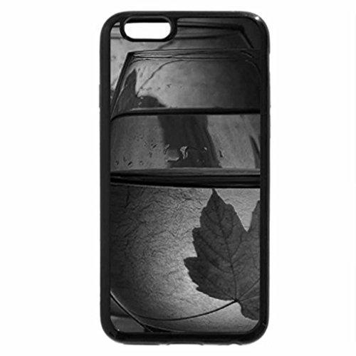 iPhone 6S Plus Case, iPhone 6 Plus Case (Black & White) - AUTUMN GLASS