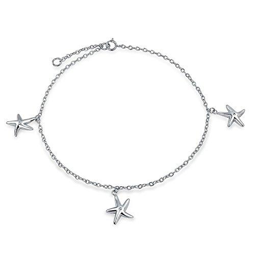 Dangling Starfish Bracelet - 9