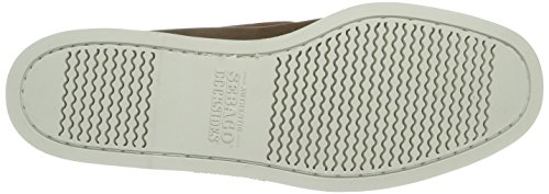 Sebago Chaussures Bateau Docksides Hommes, Brun (nubuck Brun Foncé)