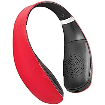 4240994c5f7 Leme EB30A Wireless Ergonomic Bluetooth 4.1 Over Ear Headphone with  Built-in Mic and 12 Hour Battery, with Noise Reduction and Echo  Cancellation, ...