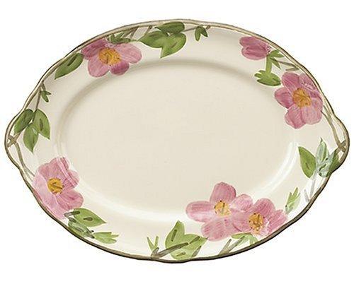 (Franciscan Desert Rose 13.75-Inch Platter)
