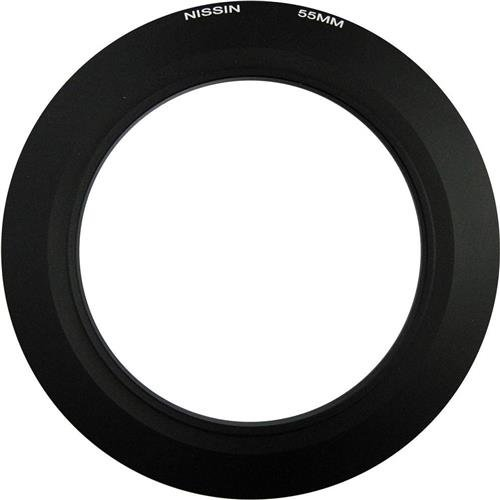 Nissin NI-ZRING55 55 mm Adapter Ring for MF18 Macro Flash by Nissin