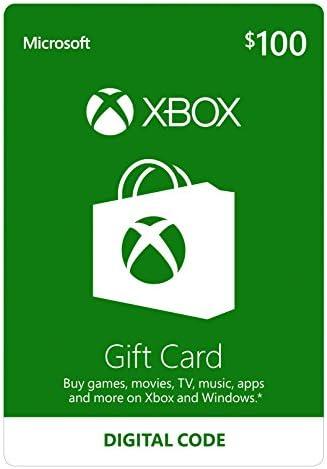 Amazon com: $20 Xbox Gift Card [Digital Code]: Video Games