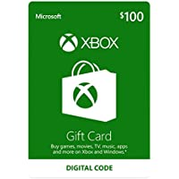 $100 Xbox Gift Card - [Digital Code]