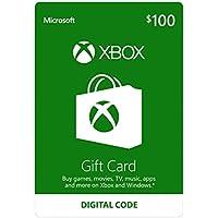 Xbox $100 Gift Card - Digital Code