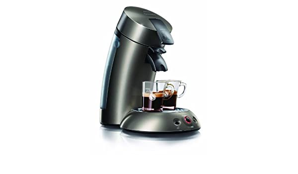 Philips HD7813/62 - Senseo titanium, una taza de café recién hecho ...
