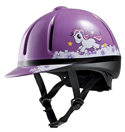 Troxel Legacy Unicorn Helmet, Pink, Medium