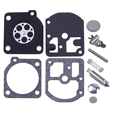 Kit Réparation Carburateur Compatible Zama RB-5 Pour Stihl 009 010 011 012 Zama C1S Carbs